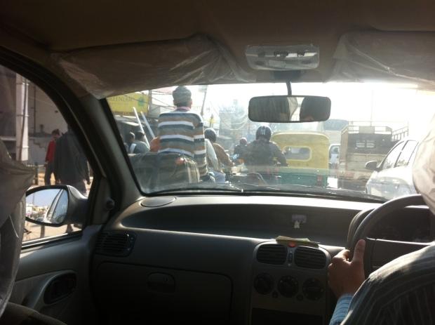 Indisk trafik