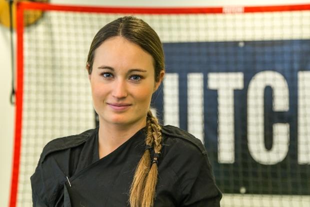Marika Skantze, Office Manager på Football Addict AB | Foto: Michael Krantz